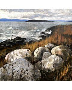 Miguel Forest Les rochers du soir