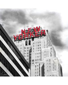 New Yorker (impression sur plexi)
