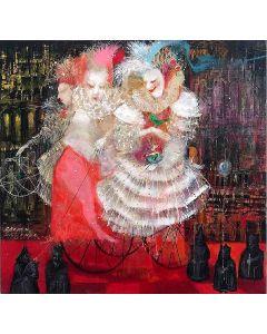 Carmen Smutneac Ville des illusions
