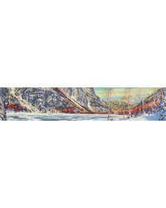 L'unique vallée des glaces, Parc des Hautes-Gorges