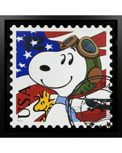 Snoopy air mail 42
