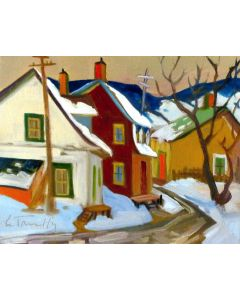 Louis Tremblay- Rue St-Joseph
