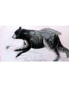 La mésange et l'ours argenté...