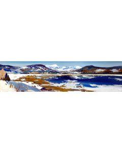 Louis Tremblay Vue sur les Monts