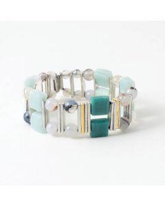 Bracelet Monica Aquatique