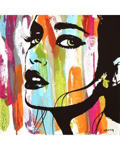 Steve Young Pluie de couleurs (sans cadre)