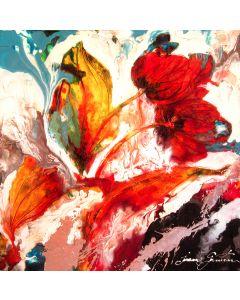 Tulipe et marbre